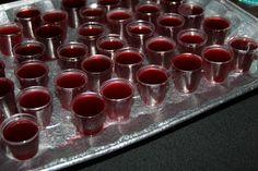 ... Shots!! on Pinterest | Jello shots, Grape juice and Margarita jello