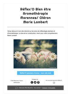 Réflex'O Bien être Aromathérapie  Marennes/ Oléron  Marie Lambert