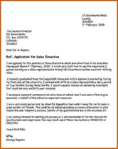 Cover Letter Format For Job Application Street Look