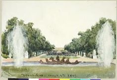 An poster sized print, approx (other products available) - Versailles Moore, James 1819 - Date: 1867 - Image supplied by Mary Evans Prints Online - Poster printed in the USA Fine Art Prints, Framed Prints, Canvas Prints, National Museum, Versailles, Wonderful Images, Poster Size Prints, Photo Greeting Cards, Photo Mugs