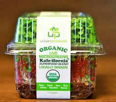 Image result for microgreens packaging ideas