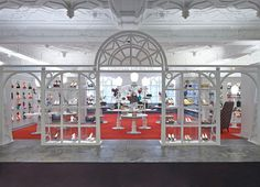 Christian Louboutin store by Lee Broom at Harrods London 05