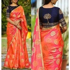 Shop Online Jhtex Poly Silk Pink Weaving Saree - D60 @ Rs.1775 At Indiarush. Best Discount ✓ Cash On Delivery ✓ Free Shipping✦ ✓14 Days Return ✓ All India Shipping.