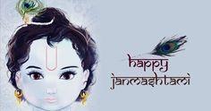 { Happy } Krishna Janmashtami 2017 Images Free Download