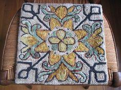 rug Hook Tile