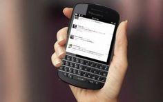 RIM anuncia el BlackBerry 10 Dev Alpha C con teclado físico