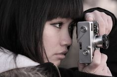 Lucia with Rollei 35 | Flickr - Photo Sharing!