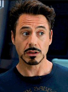 Barba Tony Stark, Iron Man Tony Stark, Avengers Team, Avengers Cast, Robert Downey Jr, Anthony Edwards, Super Secret, Downey Junior, Stony