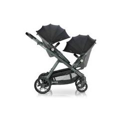 Joovy - poussette qool - gris melange Double Baby Strollers, Children, Products, Three Kids, Bebe, Baby Born, Black People, Families, Twins