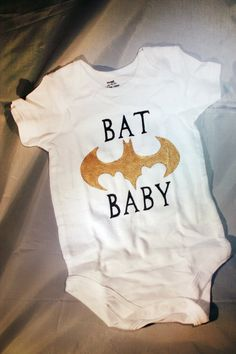 Nerds in Training Line: Nerdy Newborn Bat Baby onesies