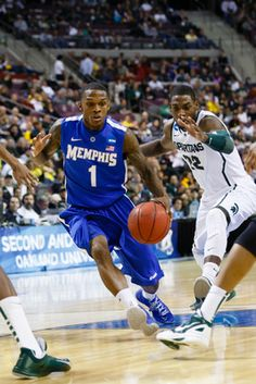 Joe Jackson - Memphis Tigers Avery's favorite...