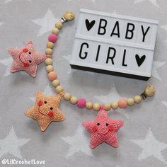 Crochet Baby Stroller Toy/ Pram Toy/ Pram Chain/ Baby Shower Gift/ Crochet…