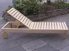 Resultado de imagen para Planos para hacer reposeras de madera con lona