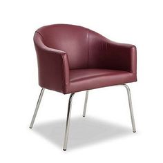 Unique and contemporary 'Kisses' chair by Confort Line
