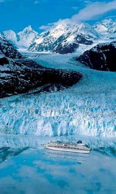 Alaska Glacier..