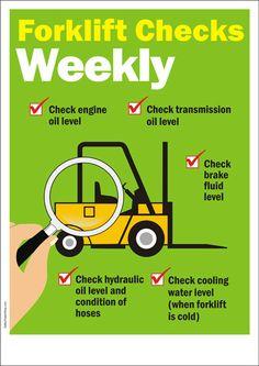 Forklift-WeeklyCheck