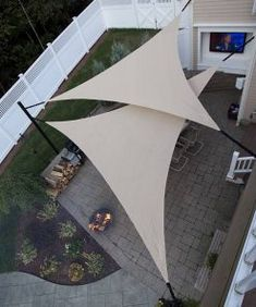 Shade Sails - Installation Tips