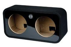 Save $ 90.01 order now Bassworx 'HSR210G Dual 10-InchSealed Enclosure (Bla
