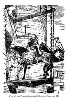 Wellok bring Lothi to Cowsom Keep Burning Wheel, Norman Rockwell, Artist Gallery, Really Cool Stuff, Old School, Illustrators, Fantasy Art, Concept Art, Medieval