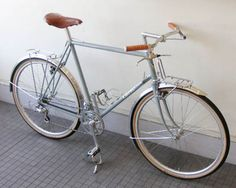 A 650B #Ebisu by #Jitensha Studio I would've to have a 650b that is not a mountain bike.