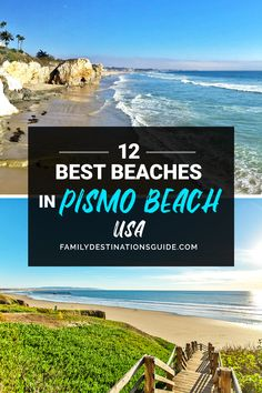 Vacation Places, Vacation Destinations, Vacation Trips, Vacations, Beautiful Places In America, Beautiful Places To Travel, Visit California, California Travel, Pismo Beach