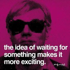 Waiting Kunst van Andy Warhol bij AllPosters.nl