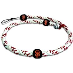 MLB Classic Frozen Rope Baseball Bracelet  https://allstarsportsfan.com/product/mlb-classic-frozen-rope-baseball-bracelet/  Bracelets are made of genuine baseball leather Officially licensed by Major League Baseball Contains official team logo