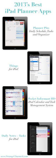 2013-Best-Planner-Apps, iPad vs. Filofax