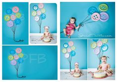 Another neat idea for a kid's backdrop