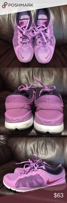 Nike lavender training flex tr2 sneakers size 8.5 Nike lavender training flex tr2 sneakers size 8.5 Nike Shoes Sneakers
