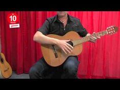 Gitaarles: houding bij het gitaar spelen - gitaar leren spelen