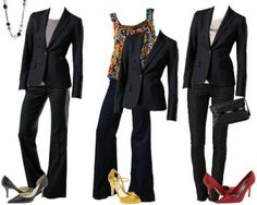 12 Tips to Creating a Professional Wardrobe