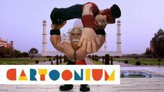 Sheamus & Brock Lesnar - Surround, Pound, and Stadium Beating: Part 3 - WWE Slam City