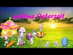 Nun ist es bald soweit die Osterhasen sind bereit Ostern steht vor der Tür - YouTube