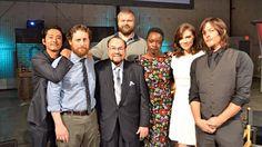 The Walking Dead Cast To Appear On Inside The Actors Studio ...