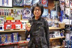 【大阪店】2014.10.16 スナップ有り難うございますっ!とても楽しい方で快くスナップ協力して頂きました^^キャップがたくさんあってかなり迷われていましたね!またいつでも来てくださいね^^
