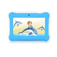 REDUCED PRICE (Save $48.70) - iRULU BabyPad Y1 7 Inch Android Tablet for Kids, with Games, Dual Cameras, Wi-Fi, Google Play Store, Children World, 1024*600 HD Resolution, 1GB RAM, 8GB Nand Flash (Blue)