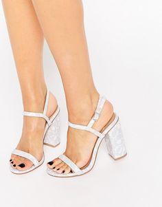 ASOS | ASOS HELLO Heeled Sandals