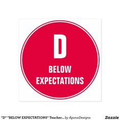 Find all of your stamping needs with Below Expectations rubber stamps from Zazzle! Lululemon Logo, Stamps, Education, School Teacher, Wednesday, Seals, Postage Stamps, Educational Illustrations, Learning
