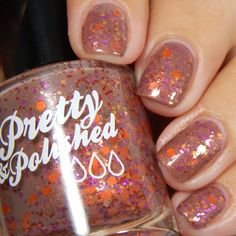 Pretty&polished autumn love story