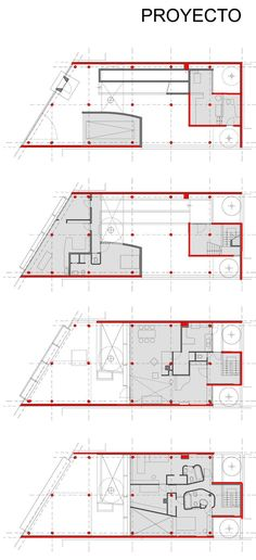 Fantastic works, with class and the best architecture, architect projects all over the world Le Corbusier, Amazing Architecture, Art And Architecture, Milan University, Plan Drawing, Famous Architects, Architect House, House Floor Plans, Home Interior Design