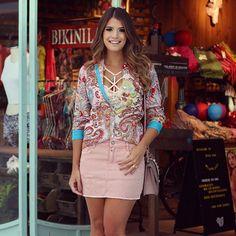 Já to aqui na @rosacha no Iguatemi conferindo a coleção  Tudo lindo!! #rosacha #rosachateam #blogtrendalert
