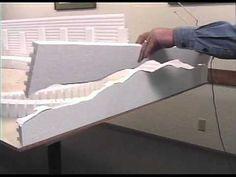 Foam Cutter - Model Layout | Woodland Scenics