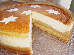 Apfelmuskuchen, ein schmackhaftes Rezept aus der Kategorie Kuchen. Bewertungen: 292. Durchschnitt: Ø 4,3.
