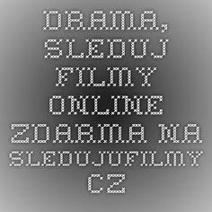Drama, Sleduj filmy online zdarma na SledujuFilmy. Karel Gott, Spoken Word, Film, Drama, Words, Movies, Movie, Film Stock, Films