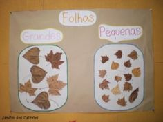 Autumn / Fall Math Centers for Kindergarten Fall Crafts For Kids, Thanksgiving Crafts, Diy For Kids, Infant Activities, Activities For Kids, Green School, Spring Projects, Forest School, Preschool Math