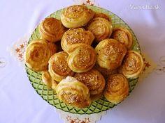 sk - recepty a videá o varení Pretzel Bites, Baked Potato, Sprouts, Food And Drink, Potatoes, Bread, Baking, Vegetables, Ethnic Recipes