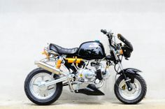 "Honda Gorilla ""RS55"" by LP Monkeyshop"