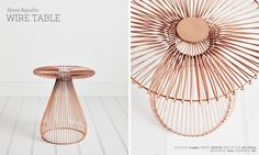 love this as a bedside table or side coffee table Lookbook | Adairs