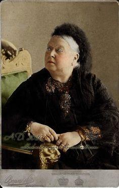 Queen Victoria, 1897.